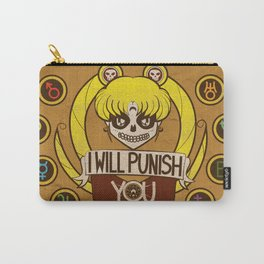 I Will Punish You Carry-All Pouch