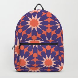 Cosy Moroccan Backpack