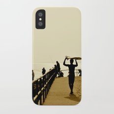 Indian River Inlet iPhone X Slim Case