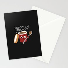 Cold Comfort Stationery Cards