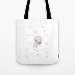 Emilia from RE:ZERO Tote Bag