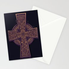 Celtic Cross Stationery Cards