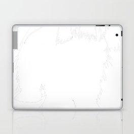 Havanese-tshirt,-just-freaking-love-my-Havanese Laptop & iPad Skin