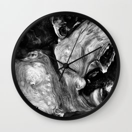 drifting no. 1 Wall Clock