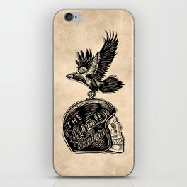 The Wings of Freedom iPhone Skin