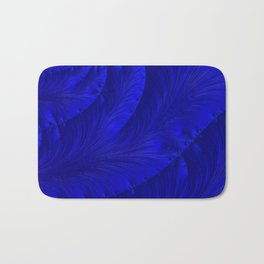 Renaissance Blue Bath Mat