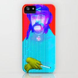 Gioconda Music Project · Lemmy · Motörhead iPhone Case
