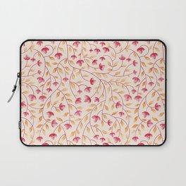 Botanical: Beige Vine Laptop Sleeve