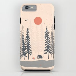 Feeling Small in the Morning... iPhone Case