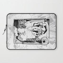 Sunbath - b&w Laptop Sleeve
