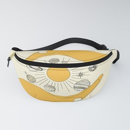 The Universe in Your Hands Fanny Pack