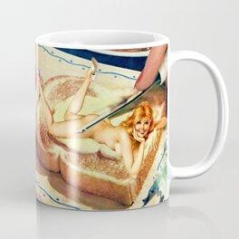 Leg Spread Coffee Mug