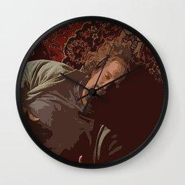 Chill Lebowski Wall Clock