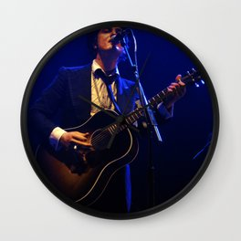 Peter Doherty Wall Clock