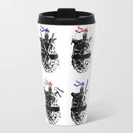 Heroes in a Half Shell Travel Mug