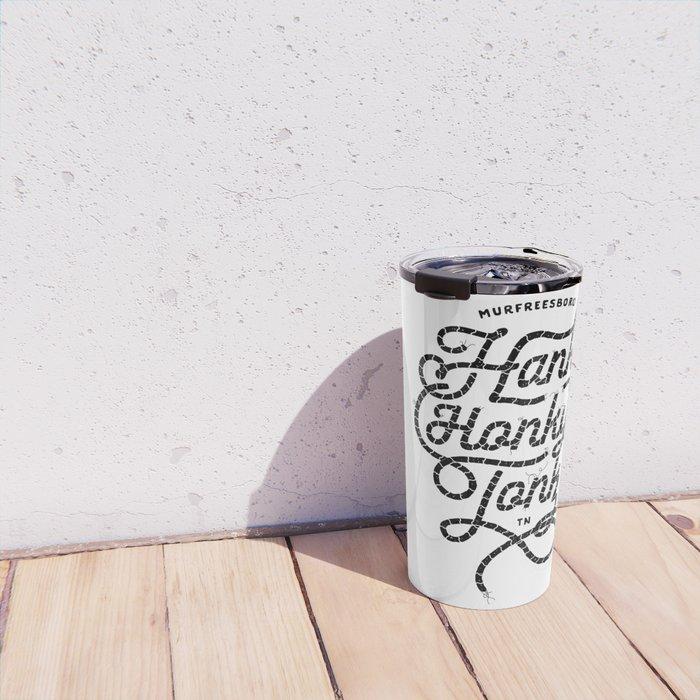 Hanks Honky Tonk Rope Travel Mug