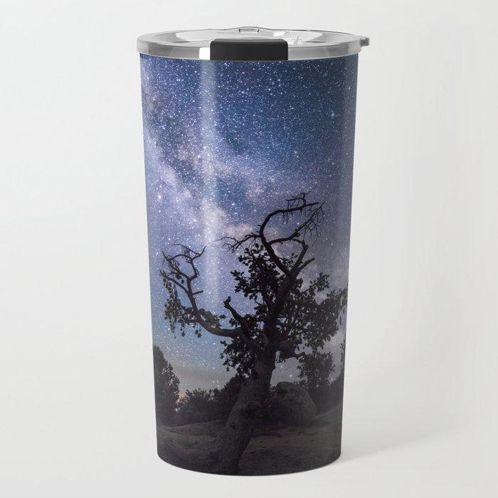 Astronomer's Tree Travel Mug