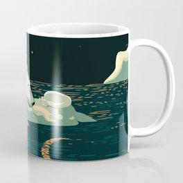 Polar Bear and the Moon Coffee Mug