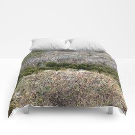 Cliff top Comforters