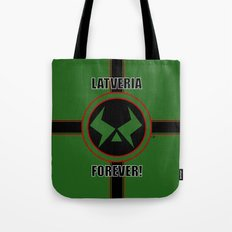 Latveria Forever! Tote Bag