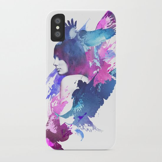 Bloody Fight iPhone Case