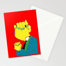 Knuckle Head III - Gary Stationery Cards