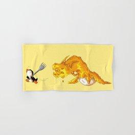 Malicious Mac and Cheese Hand & Bath Towel