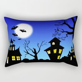 Halloween Nightmare Rectangular Pillow