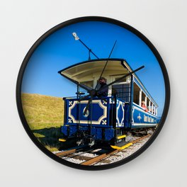 Great Orme Tram Wall Clock
