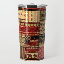 African patchwork. Travel Mug