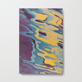 Duskish // 95A Metal Print