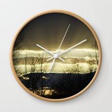 Journey On Wall Clock