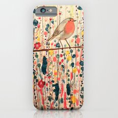 je ne suis pas qu'un oiseau iPhone 6 Slim Case