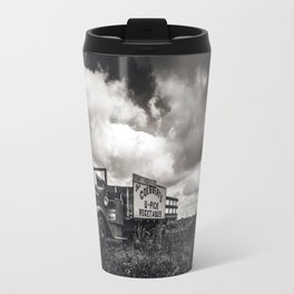 Pensive Travel Mug