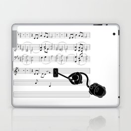 Vacuum sound Laptop & iPad Skin