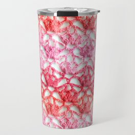 Cherry blossom crochet Travel Mug