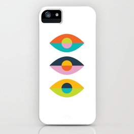 Color Vision #1 iPhone Case