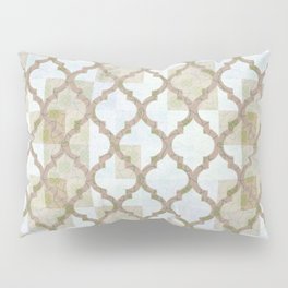 Green Grape Vine Pillow Sham
