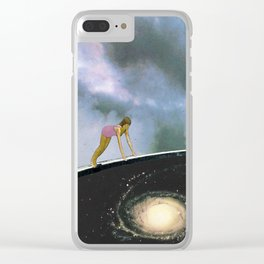 Submersible dream Clear iPhone Case