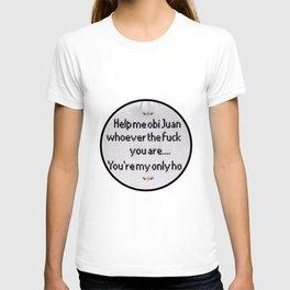 Obi Juan T-shirt