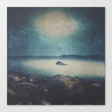 Dark Square Vol. 5 Canvas Print