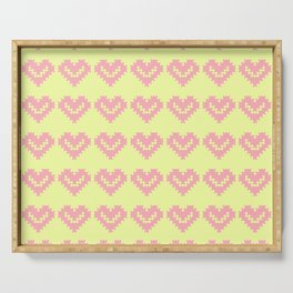 VALENTINE PINK Serving Tray