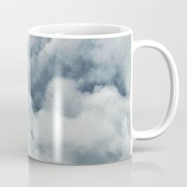 A Power Greater Than Ourselves (Majestic Clouds) Coffee Mug