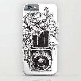 Has n Roses iPhone Case
