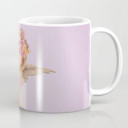 Victorian Moon Angel Coffee Mug