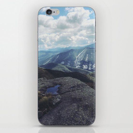 High Peaks Adirondacks iPhone Skin