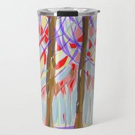 Tissue batik Travel Mug
