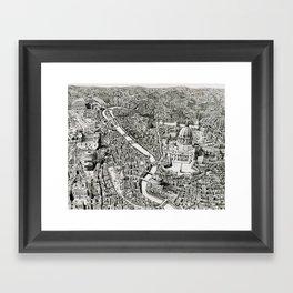 Mini Rome Framed Art Print