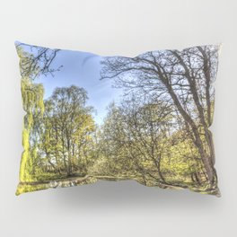 The Willow Tree Pond Pillow Sham