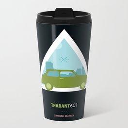 Icotrip - Trabant601 Metal Travel Mug